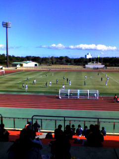 女子サッカー選手権・1回戦結果(ひたちなか)