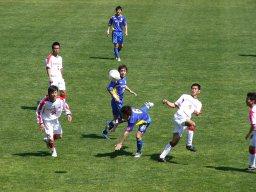 横河武蔵野FC-Honda FC