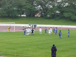 横河武蔵野FC-アローズ北陸