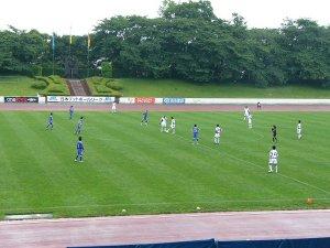 横河武蔵野FC-ジェフ・クラブ