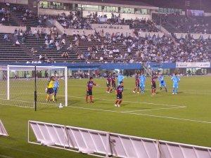 横浜FC−札幌