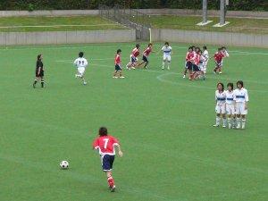 FC駒沢−十文字