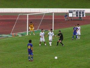 横河武蔵野FC-佐川急便東京SC
