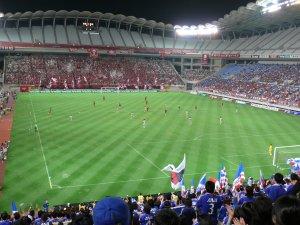 鹿島アントラーズ−横浜
