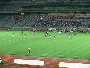 ナビスコ杯・横浜−鹿島