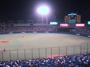 ヤクルト−阪神