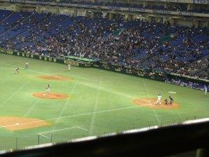 サムスンライオンズ−北海道日本ハムファイターズ
