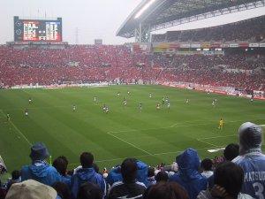 浦和−横浜