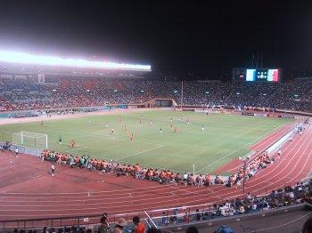 五輪予選・日本-ベトナム