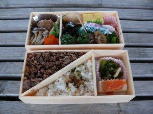 米沢ぎゅうぎゅう弁当