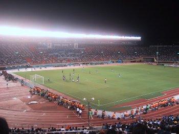 五輪最終予選・日本−カタール