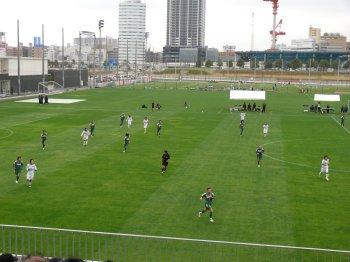 ベレーザ−伊賀FC@MM21