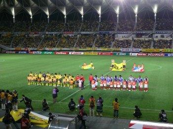 ジェフ千葉−横浜F・マリノス