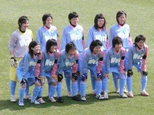 西関東大学女子サッカー選抜チーム