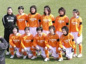 東関東大学女子サッカー選抜チーム