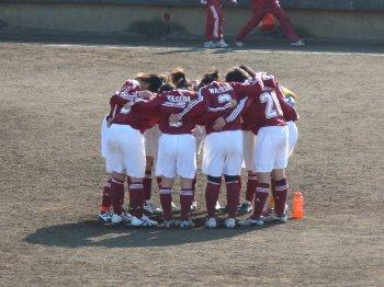 東京女子体育大学国立FC2001-早稲田大学ア式蹴球部