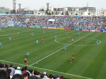 横浜FC−名古屋グランパス