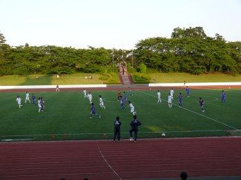 横河武蔵野FC−HBO東京