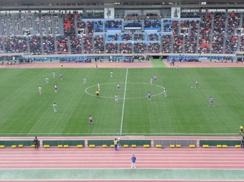 天皇杯決勝・広島−鹿島