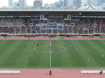 高校サッカー決勝・藤枝東−流経大柏
