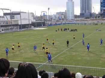 横浜F・マリノス−慶応義塾大学