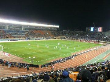 U-23日本代表−アンゴラ代表