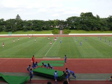 TM・横河武蔵野FC−早稲田大学MAROON