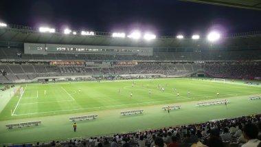 ナビスコ準々決勝・FC東京−大分@味スタ
