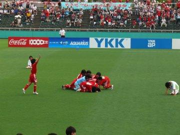 FC浦和が優勝