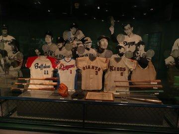 野球体育博物館
