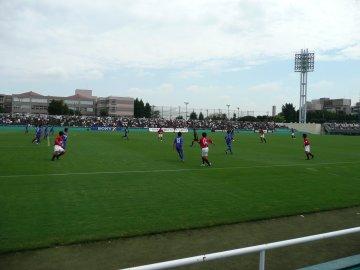 高円宮杯(U-18)・鹿児島城西−浦和レッズY
