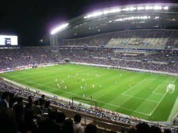 ワールドカップ予選・日本−ウズベキスタン