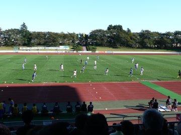 横河武蔵野FC−三菱水島FC