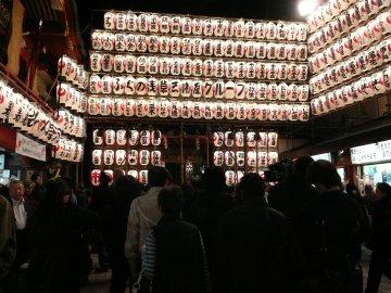 浅草・鷲神社