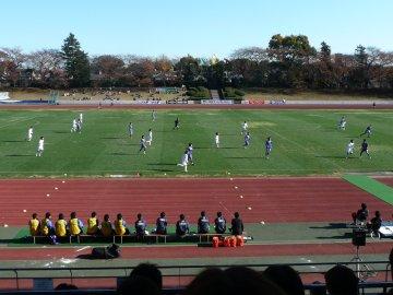 横河武蔵野FC−FC琉球