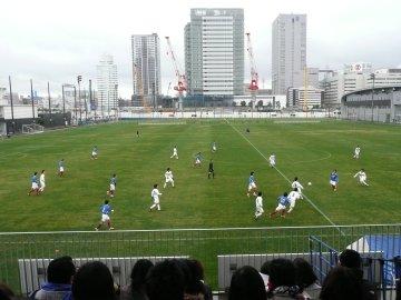 横浜ユース−塩釜ユース