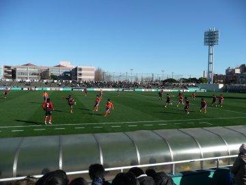 札幌ユースU-15−新潟ジュニアユース