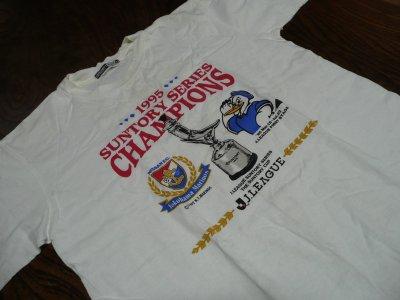 横浜マリノスTシャツ
