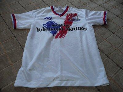 横浜マリノスシャツ