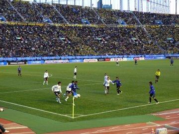 [天皇杯決勝]G大阪−柏