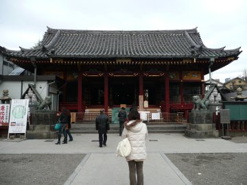 三社様(浅草神社)