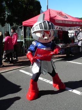 神戸製鋼のマスコット