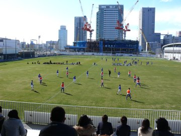 [TM]横浜F・マリノス−東海大学@MM21