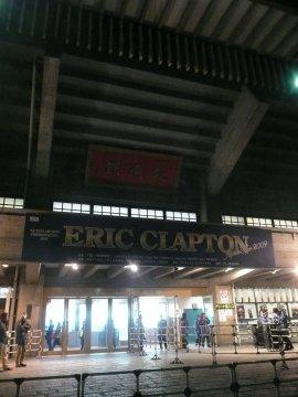 Eric Clapton @Budokan