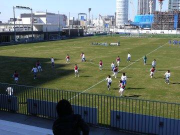[練習試合]横浜F・マリノス−関東学院大学