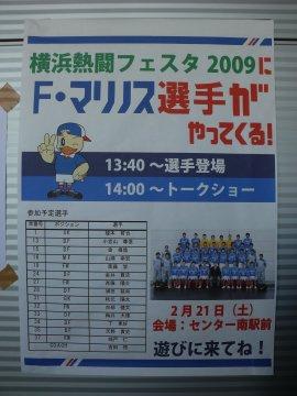 横浜熱闘フェスタ2009
