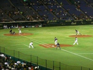 日本ハム−ソフトバンク