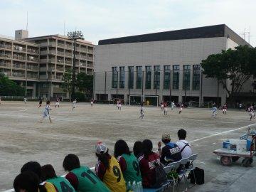 東京都女子サッカー大会決勝・早大ア女−立川FC