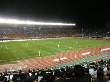 ナビスコ・FC東京−モンテディオ山形@国立