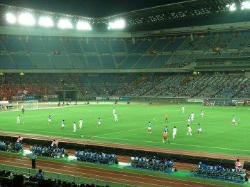 横浜F・マリノス−アルビレックス新潟@日産スタジアム